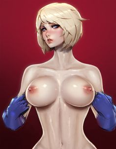Powergirl NSFW