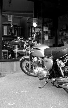 Honda CB 750 Four