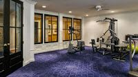 Beautiful Gym in American Luxury House - Luxury Life Luxury Life, Luxury Homes, Gym House, United States, American, Houses, Beautiful, Home Decor, Luxurious Homes
