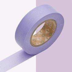 Masking tape uni lavande x 10 m  2,99€