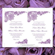 This vintage design reminds me of all things beautiful and delicate. You will find RSVPs, reception invites, ceremony programs, place and table