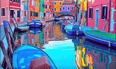 Looks like a painting.... Ciao!