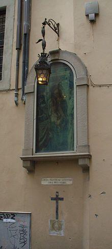 Via del Campanile - Firenze