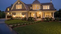 Plan 56-604 Magnificent Traditional 4 bd. home with sports court and game room. Perfect for a big family!