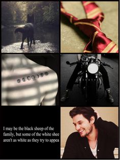 "Harry Potter, Marauders Era, Aesthetics ~ Sirius Black Faceclaim: Ben Barnes ""I heard that you've been having some trouble finding your place in the world"""