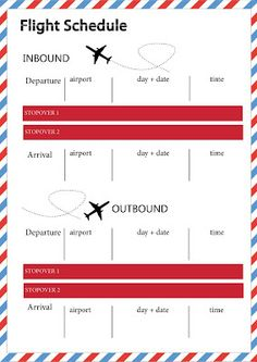 Par Avion: TRAVEL | Free Printable Travel Organiser - http://paravionblog.blogspot.cz/2013/02/travel-free-printable-travel-organiser.html