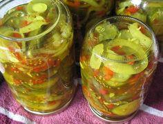 14 овощных САЛАТОВ на зиму  Каждый салат – хорошее дополнение к любому блюду из мяса, птицы или рыбы. 2-3 ложки салата, добавленного в суп, щи или борщ, изменят их вкус и придадут первым блюдам особую пикантность. В любом случае для каждой хозяйки хороший салат в зимнее время всегда будет палочкой-выручалочкой. 1.✅ Салат «Молодчик» 2.✅ Овощной салат 3.✅ Салат «Золотой запас» 4.✅ Салат «Кабачок – крутой бочок» 5.✅ Салат «Пир на весь мир» 6.✅ Салат из кабачков и фасоли 7.✅ Салат из баклажанов…