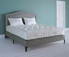 Shop for luxury anti-allergy & cotton mattress protectors. Whether you need a single mattress protector or a mattress cover for double or king, we've got it. Comfort Mattress, King Size Mattress, Bed Mattress, Old Beds, Bed Base, Adjustable Beds, Luxury Bedding, Furniture, Mattresses