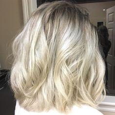 Rooty Ice Blonde #thegwsalon #lumishine #joico