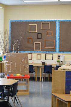The Kindergarten Edition : A Reggio Classroom Begins to Hatch! Kindergarten Classroom Setup, Kindergarten Inquiry, Reggio Emilia Classroom, Full Day Kindergarten, Reggio Inspired Classrooms, Classroom Layout, Classroom Organisation, New Classroom, Classroom Setting