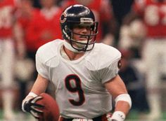 Jim McMahon #9 Bears