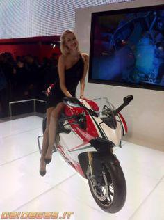 Ducati 1199 HOSTESS