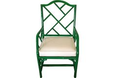 chinoiserie modern dining chairs (D)