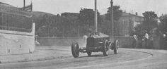 Coppa Ciano 1931 . Nuvolari 's Alfa Romeo 8C 2300