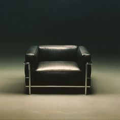 #Cassina LC3 designed in 1928 by, Pierre #Jeanneret, Charlotte #Perriand, Le #Corbusier.