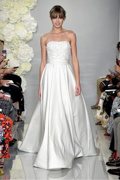 See the Fall 2019 wedding dresses from Theia bridal Celebrity Wedding Dresses, Princess Wedding Dresses, Colored Wedding Dresses, Bridal Wedding Dresses, Bridal Style, Cowl Back Wedding Dress, Most Expensive Wedding Dress, Theia Bridal, Wedding Dresses Pinterest