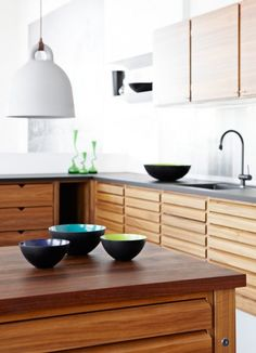 Buy Normann Copenhagen Bell Lamp online with Houseology's Price Promise. Full Normann Copenhagen collection with UK & International shipping. Design Online Shop, Design Shop, Kitchen Dining, Kitchen Decor, Wooden Kitchen, Timber Kitchen, Nice Kitchen, Stylish Kitchen, Kitchen Island