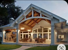 Backyard Patio Designs, Pergola Patio, Patio Ideas, Pergola Ideas, Roof Ideas, Porch Ideas, Porch Designs, Gazebo, Outdoor Rooms