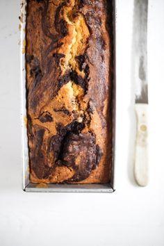 Zuckerzimtundliebe Rezept Rote Grütze Marmorkuchen Kirschgrütze Backrezept Kastenkuchen Kastenform Sandkuchen saftiges Kuchenrezept marble cake cherry Kompotte