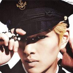 "Onew /  from ""SHINee's ""Everybody"" album photobook"
