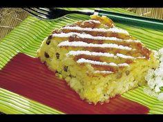 Rizsfelfújt (rizskoch - rizskóh) - Az én alapszakácskönyvem - YouTube Pie, Desserts, Youtube, Food, Torte, Postres, Tart, Fruit Cakes, Deserts