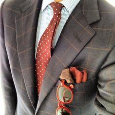 A Fine Tailored Suit for a Fine Physique