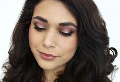 New Year's Eve Makeup Tutorial: Smokey Marsala   Slashed Beauty