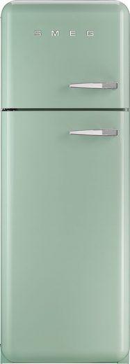 Smeg Kühlschrank FAB28LBL3, 153 Cm Hoch, 61 Cm Breit