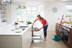 We discuss house cleaning hacks to make your life easier. These house cleaning hacks include tricks to clean difficult items in your kitchen and bathroom.