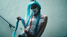 Nurse Jinx (League of Legends) - Marty Nurse Jinx Cosplay Photo - Cure WorldCosplay