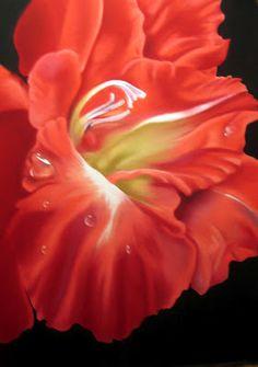 Melodie Douglas Art Blog: Curvaceous & Sensuous Beauties - Pastel Paintings
