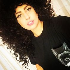 Lady Gaga - Australia, August 2014, selfie
