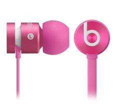 Beats urBeats In-Ear Headphones (Pink) $89.95 #Beats