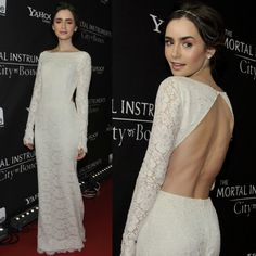 Lily Collins Delivers One Hit After Another