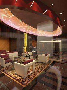 Luxury Entrance   Mandarin Oriental Las Vegas Set to Debut in December - WORLD PROPERTY ...