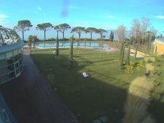 Live camera Hotel Corte Valier - Lazise sul Garda Lazise, Italy.