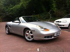 Porsche Boxster S @250hp