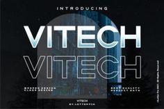 Futuristic Fonts, Sans Serif Fonts, Modern Fonts, Web Design, Logo Design, Typography, Writing, Business Cards, Display