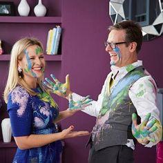 #GIDC Sophie Robinson and Daniel Hopwood the Great interior design challenge TV