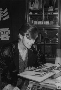David Bowie in Japan - 1980