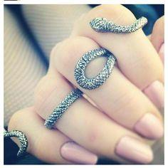 Snake ring. Instore!   Gypsy Warrior