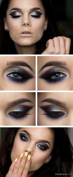 Linda Hallberg - Make-up Look - Eye Makeup, Makeup Art, Makeup Tips, Hair Makeup, Makeup Blog, Makeup Geek, Makeup Ideas, Linda Hallberg, Makeup Remover