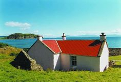 Kintyre Cottages (Campbeltown) -how lovely by the sea!!!!!!!!!