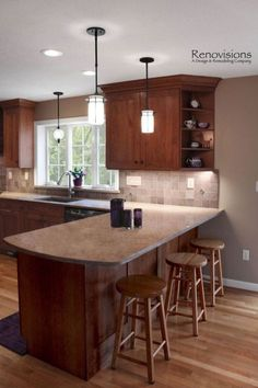 Best Porcelain Slab Countertops Design Ideas For Your Kitchen 25