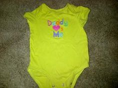 Carters 18 months onezie  Price: $2.00