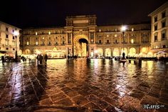 Plaza de la Republica-Florencia