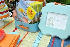 Dumbo Themed Boy Birthday Party Favors