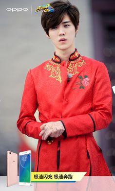 more beautiful prince luhan from running man china
