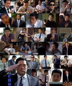 Múltiple Face of Cho- Tim Kang