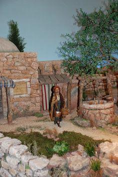 Diego dioramas